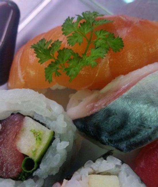 sushi pour la boutique