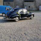 voiture des mariés